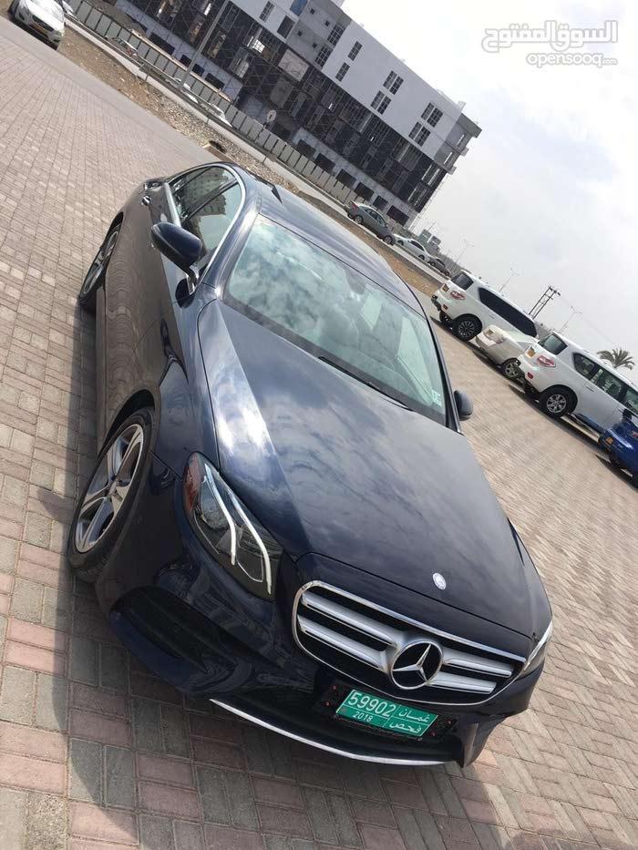 Available for sale! 1 - 9,999 km mileage Mercedes Benz E 300 2017