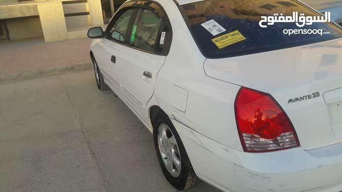 Hyundai Avante for sale in Benghazi