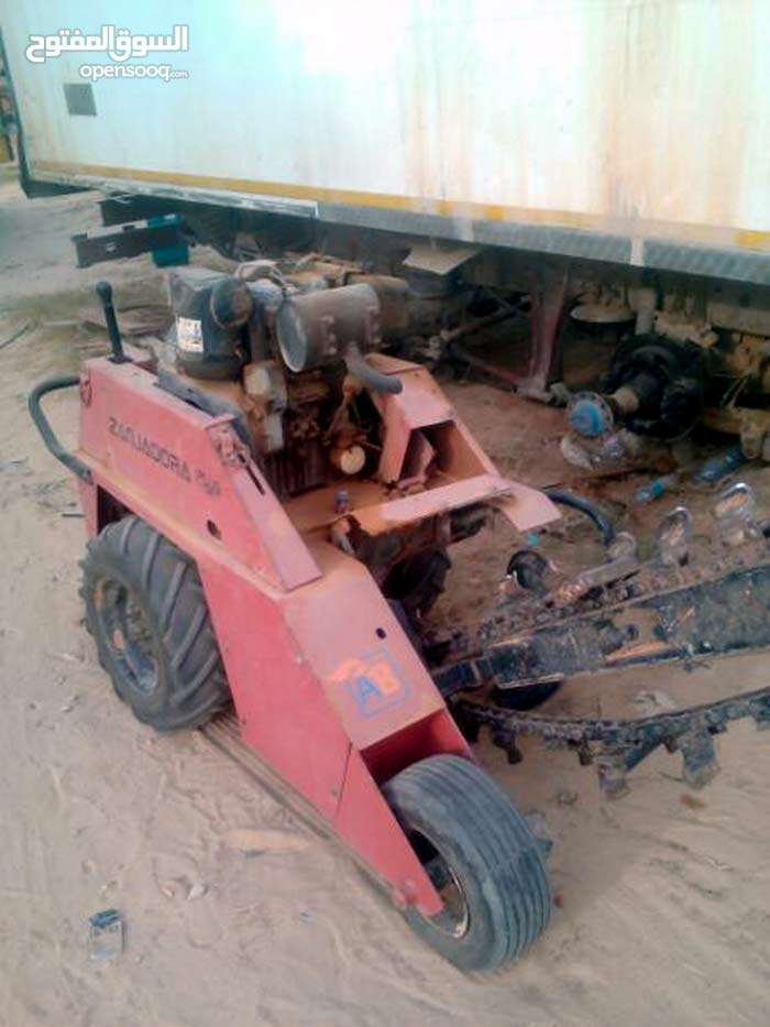 Tractor is available for sale directly from the owner