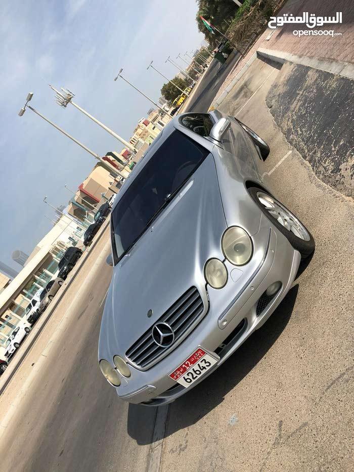 Mercedes Benz CL 500 Used in Fujairah