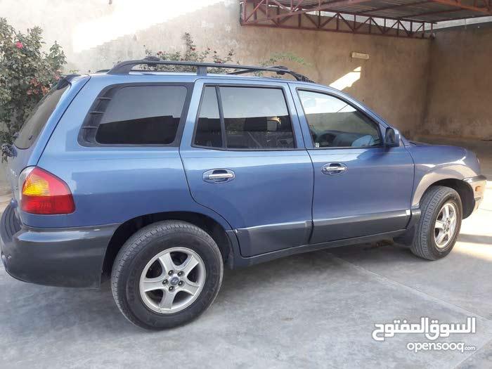 Used Hyundai Santa Fe for sale in Al-Khums