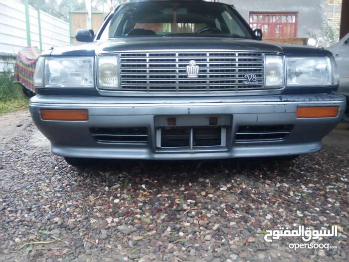 Automatic Blue Toyota 1991 for sale