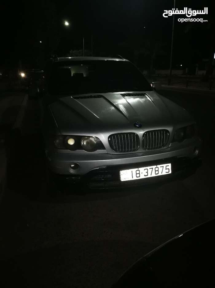 Automatic BMW 2002 for sale - Used - Amman city