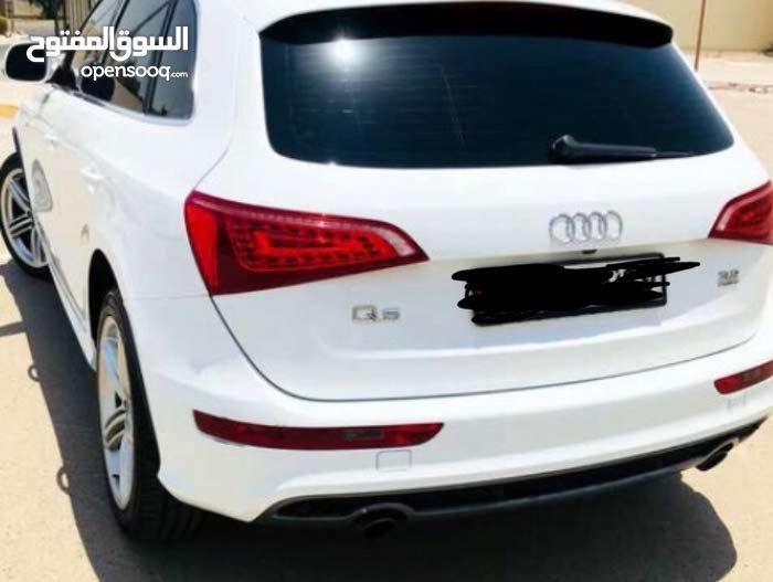 Audi Q5 for sale in Misrata