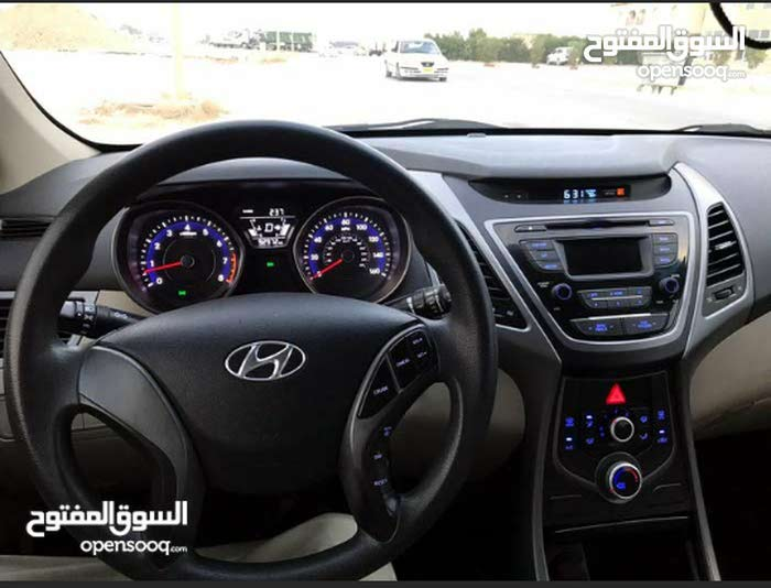 1 - 9,999 km Hyundai Elantra 2014 for sale