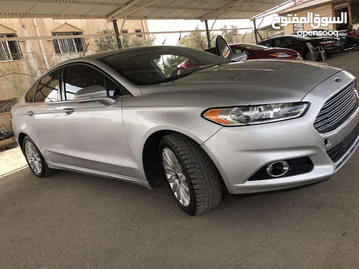 Automatic Ford Fusion 2015