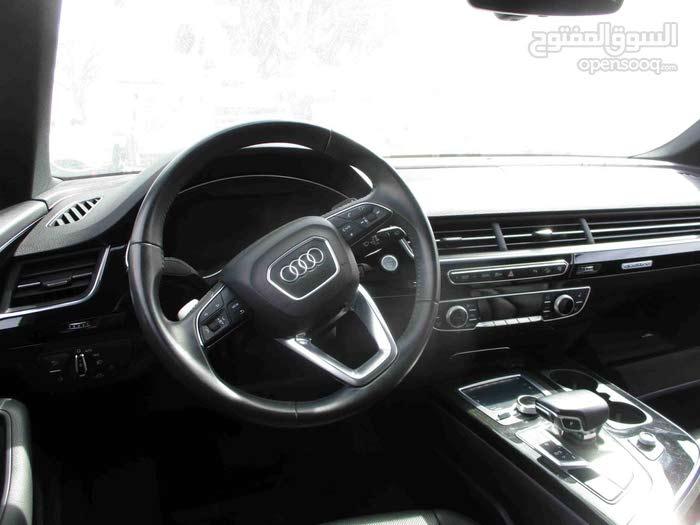 Audi Q7 2017 For Sale - (109641443)   Opensooq