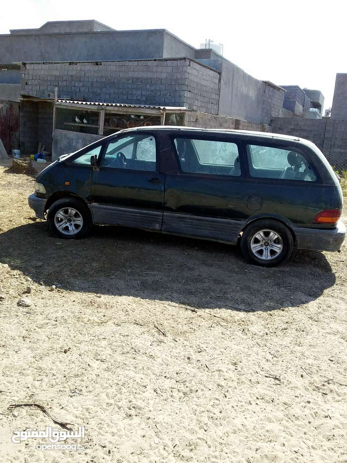 Toyota Previa car for sale 1998 in Misrata city