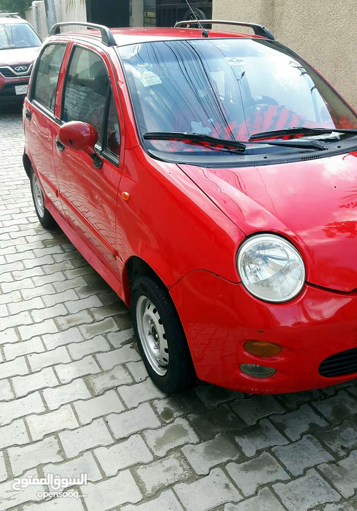 Chery QQ 2013 For sale - Red color