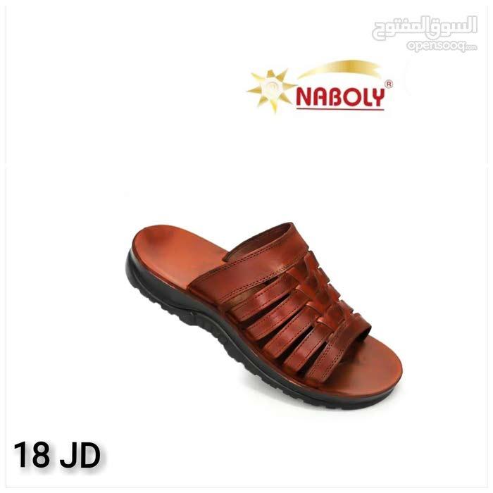 4c9af60c5 حذاء جلد طبيعي نابولي - (107316482) | السوق المفتوح