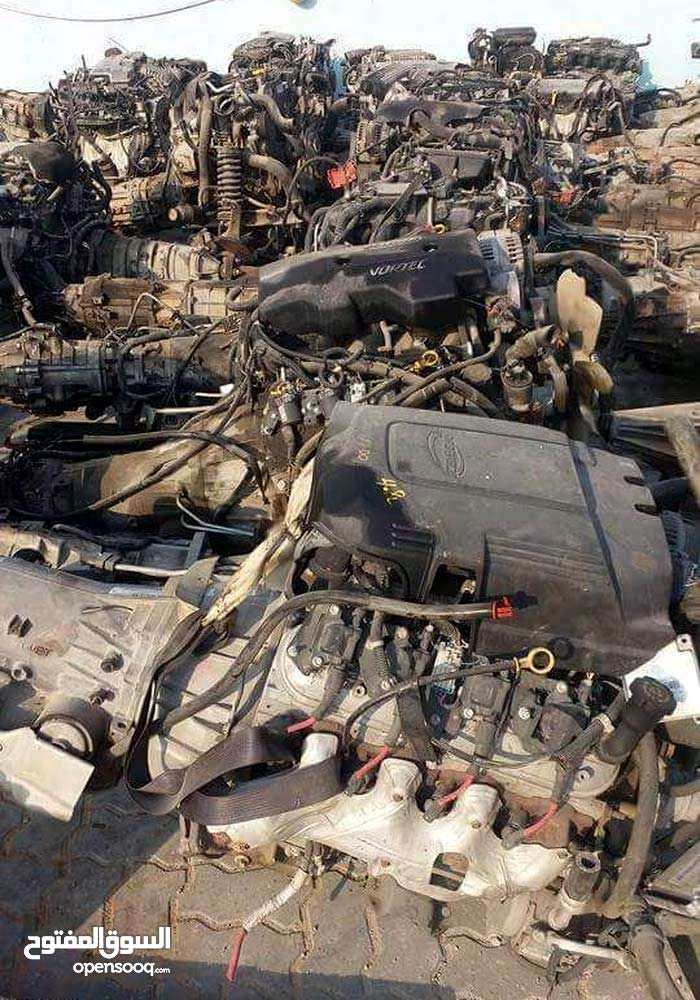 قطع غيار وتصليح جميع انواع السيارات جمس شفر فورد دودج هامر بأقل الاسعار واتس اب.