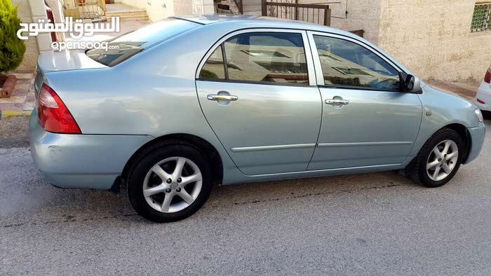 Automatic Toyota 2005 for sale - Used - Amman city