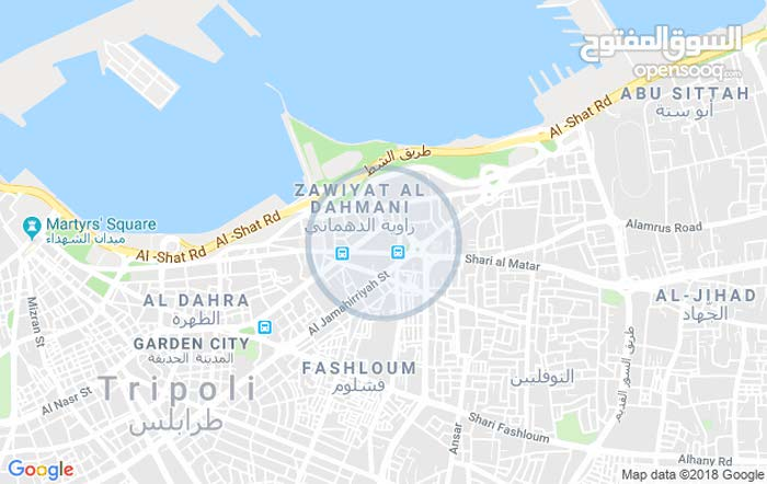 apartment for rent in TripoliAl Dahra