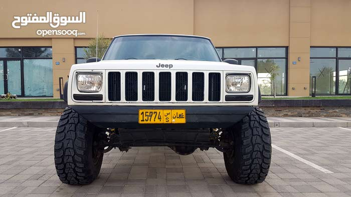 Manual Jeep 1998 for sale - Used - Muscat city
