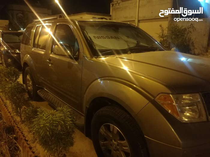 Nissan Pathfinder 2007 - Automatic