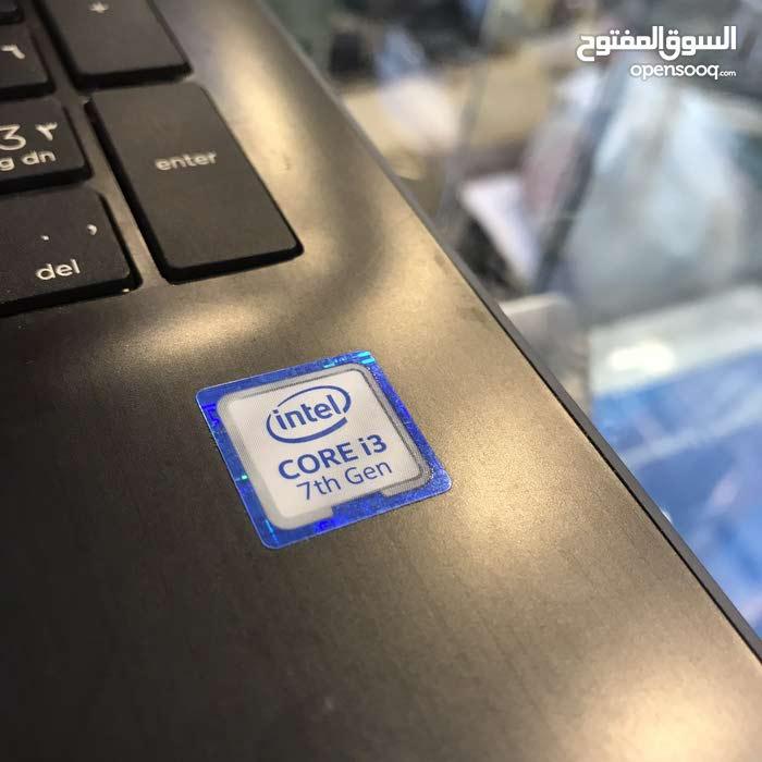 لابتوب HP 15 بمعالج core i3 الجيل السابع