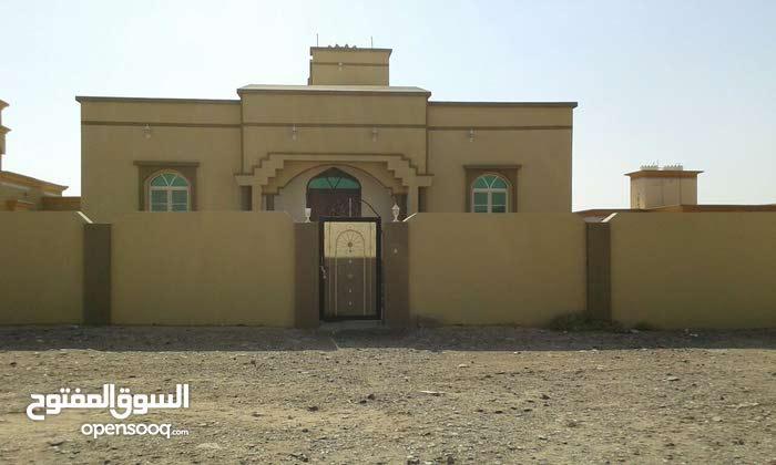 Hayy Al-Nahdha neighborhood Ibri city - 160 sqm house for sale