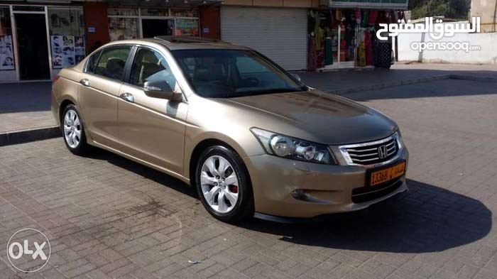 Automatic Honda 2009 for sale - Used - Muscat city