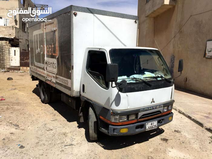 Used 2002 Mitsubishi Canter for sale at best price