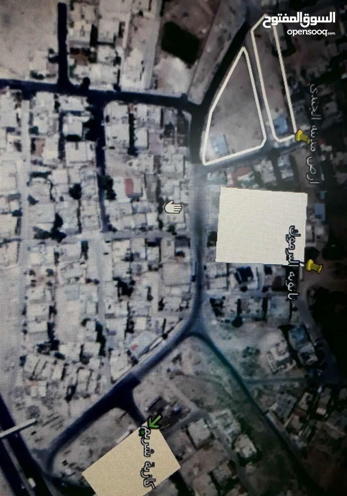 أرض مميزة للبيع 316م سكن ج مدينة الجندي استراد عمان الزرقاء