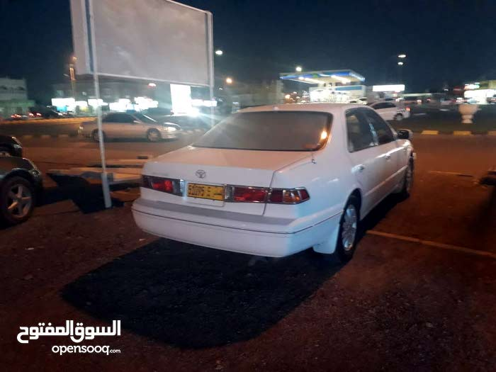 1999 Used Camry with Manual transmission is available for sale