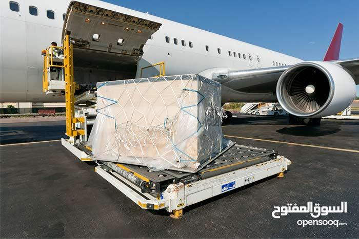 خدمات الشحن الجوي من دول اوربا