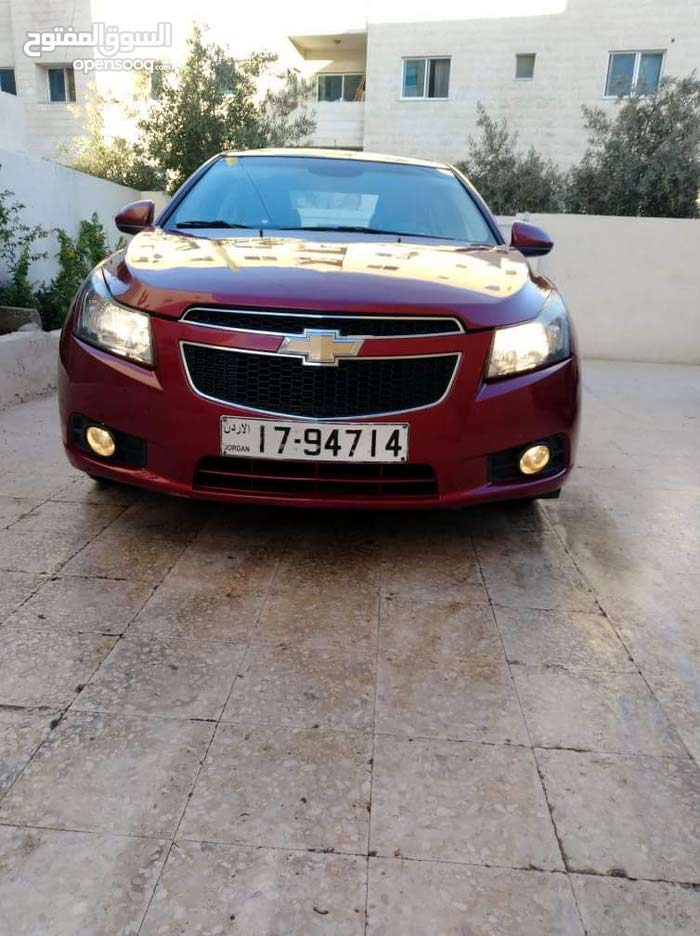 Available for sale! 130,000 - 139,999 km mileage Chevrolet Cruze 2012