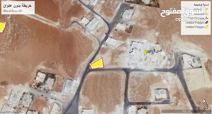 ارض للبيع شفا بدران مساحه 750 م سكن حي الترخيص بجانب قصر الجغبير بسعر 130الاف