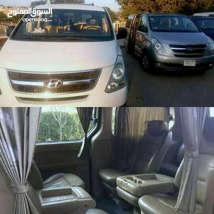 Hyundai H-1 Starex for rent in Cairo