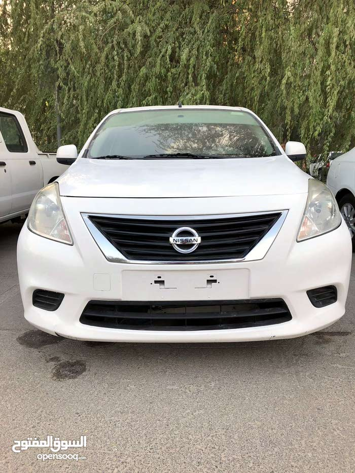 Used Nissan Sunny in Abu Dhabi