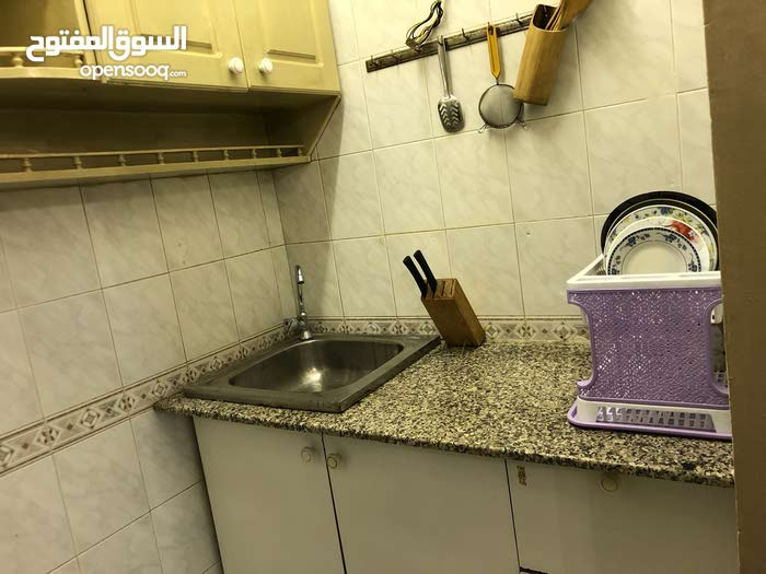 Fully furnished studio room for rent al Ghabra near by 18th November street