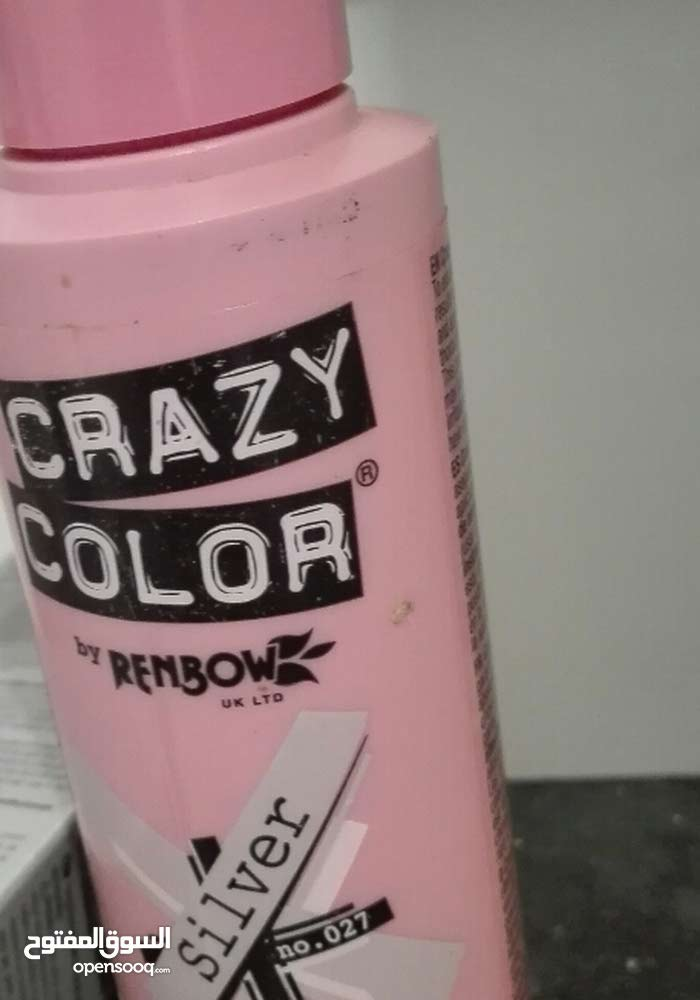 صبغات crazy color الجريئة