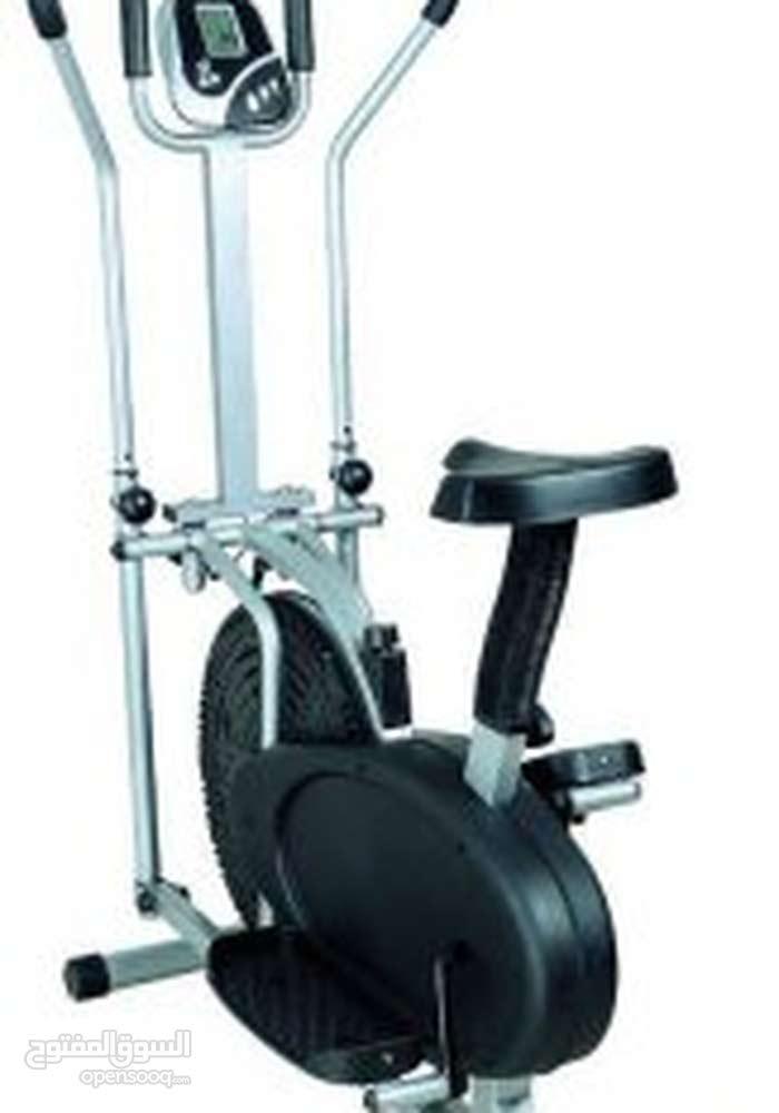 جميع انواع الأجهزه الرياضيه وأجهزة الجيم بالنقد والتقسيط
