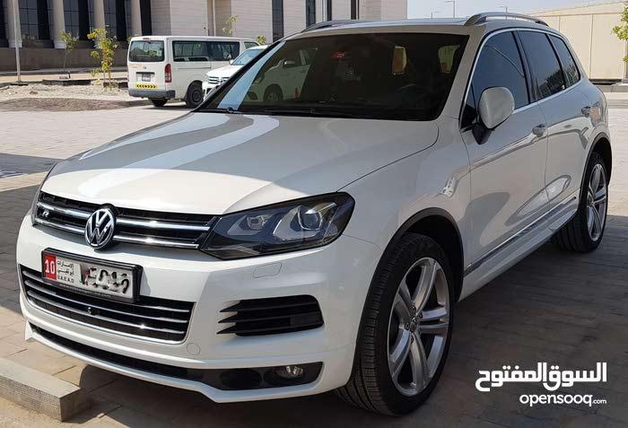 VW-TOUAREG R-LINE 2015