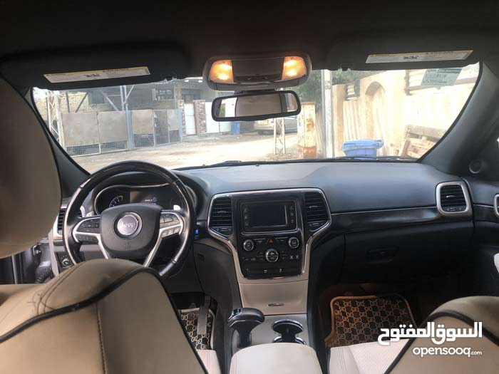Jeep Laredo Used in Baghdad