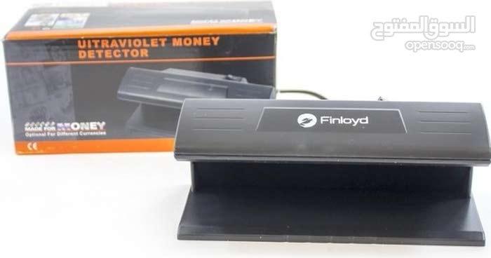 جهاز كشف النقود والعملة المزورة - Fake Money Detector