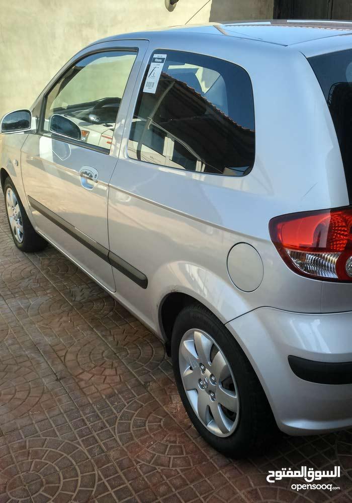 Gasoline Fuel/Power   Hyundai Getz 2006