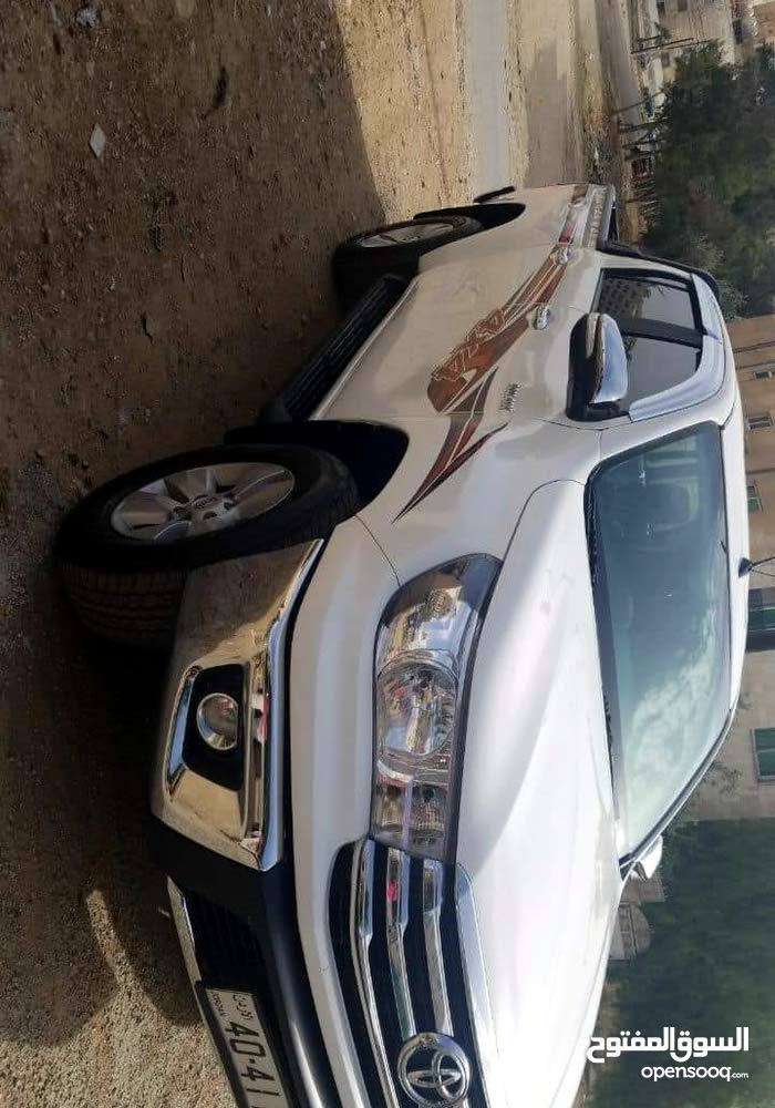 Used condition Toyota Hilux 2016 with 0 km mileage