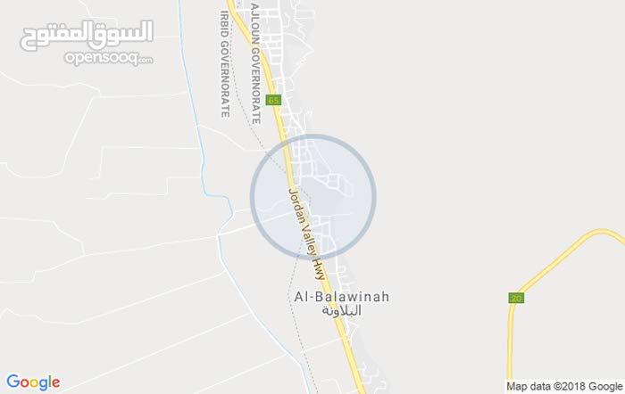 بيت مستقل للبيع الغور الشمالي كريمه شارع المؤسسه سابقآ شرق مسجد بدر