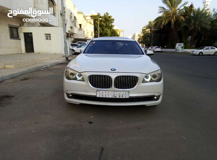 190,000 - 199,999 km BMW 730 2009 for sale