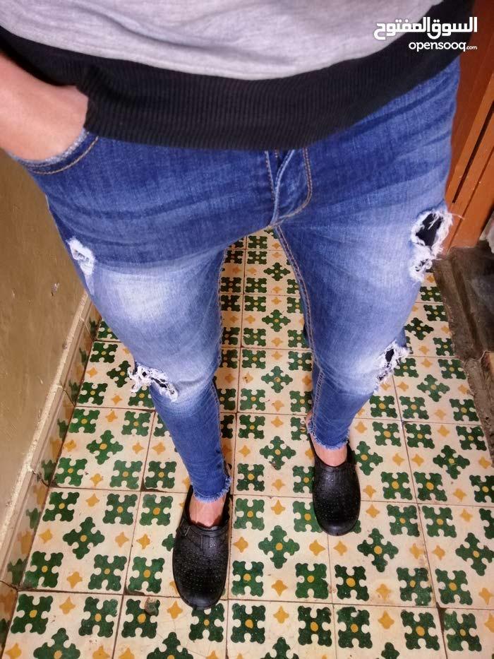 2 pantalons jean