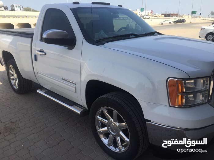 For sale 2011 White Sierra
