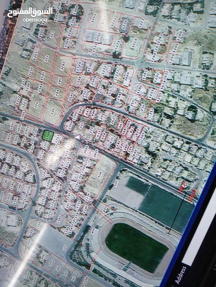 قطعة أرض 525م تقع على شارعين