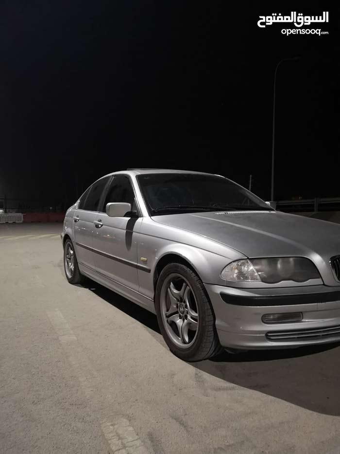 Gasoline Fuel/Power   BMW 320 2001