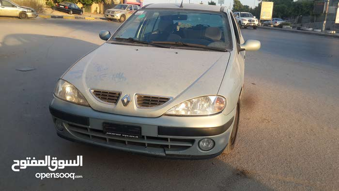 Available for sale! 120,000 - 129,999 km mileage Renault Megane 2002