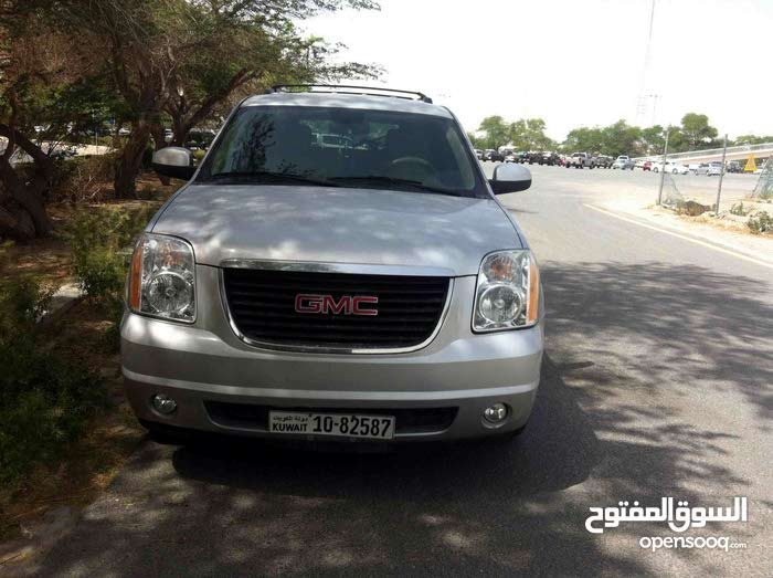 Gasoline Fuel/Power   GMC Yukon 2012
