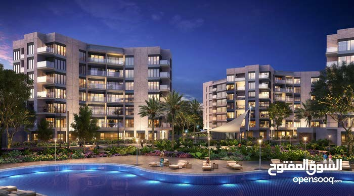 apartment for sale More than 5 directly in Dubai Land