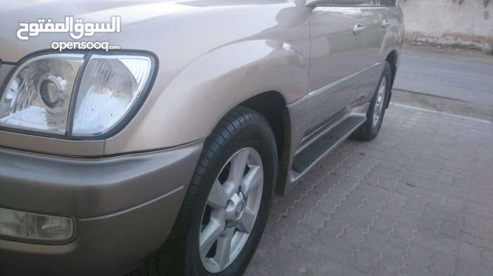 Lexus LX 2000 For Sale
