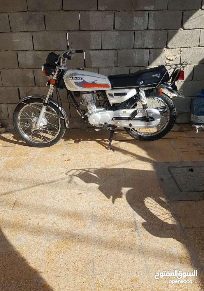 دراجة نامة ايراني الصنع