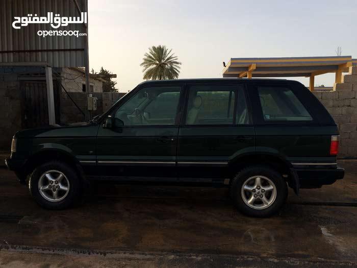 Land Rover Range Rover car for sale 2000 in Zawiya city